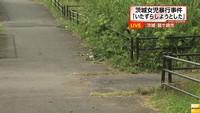 茨城・10歳女児重体事件 逮捕男「いたずらしようとして殴った」(フジテレビ系(FNN)) - Yahoo!ニュース