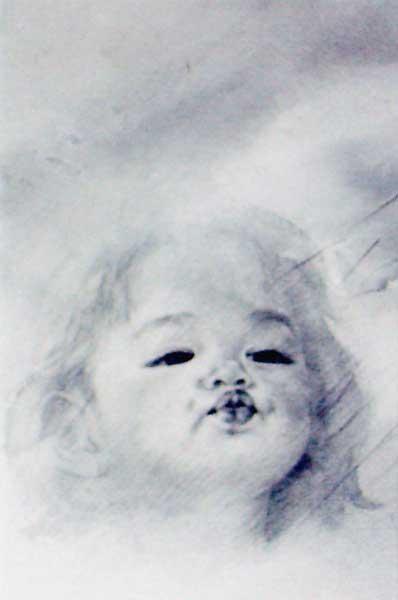 癒されるイラスト、絵の画像(*´ω`*)