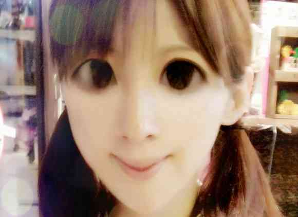 中国の画像加工アプリを使ったら「中国のトンガリ系美少女」になって笑った | ロケットニュース24