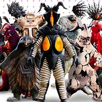 円谷プロ50周年記念 ウルトラ怪獣総選挙 ウルトラ怪獣のセンターと四天王を選抜 - Yahoo! JAPAN
