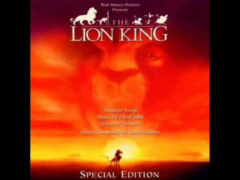 The Lion King 2- He Lives In You w/Lyrics - YouTube