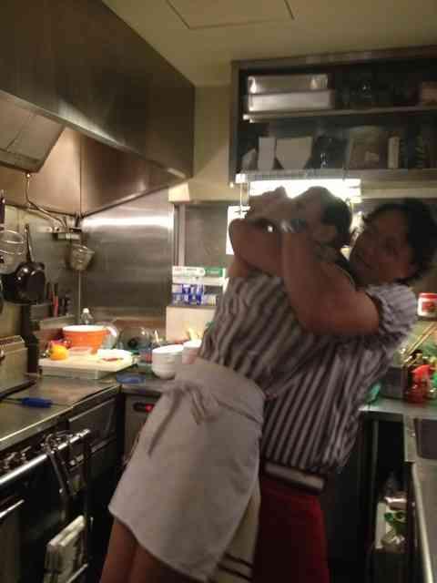 小森純、自ら厨房に立つカフェが忙しくて痩せる