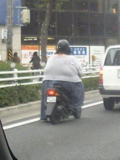 平均体重100キロの風俗店摘発…