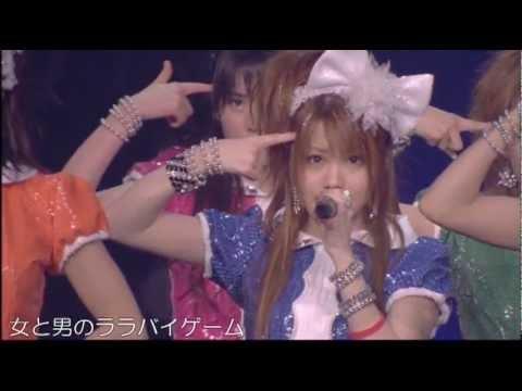モーニング娘。 大サビメドレー (LIVE) - YouTube