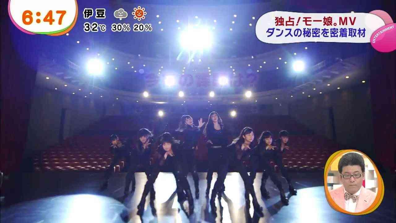 めざましテレビにモーニング娘。が登場! 新曲「わがまま気のまま愛のジョーク」のMV公開 Morning Musume - YouTube