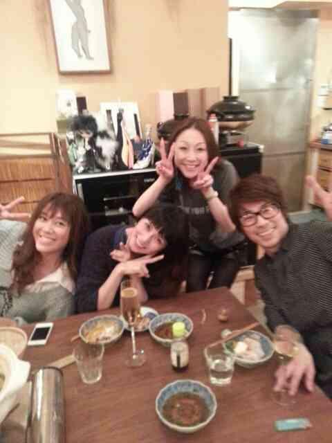 柴咲コウ、伊勢谷友介、竹野内豊…ピーター主催の鍋パーティの参加者が凄い