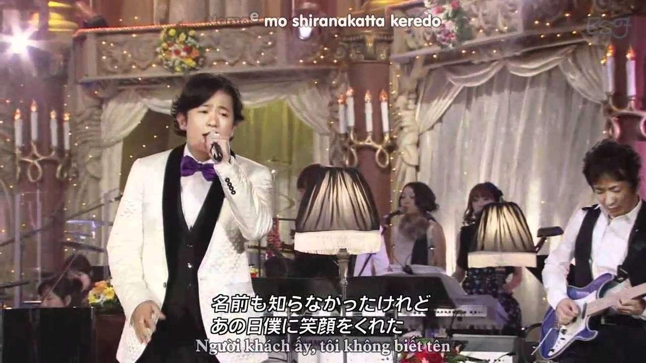 [BSF] Sekai ni Hitotsu dake no Hana -  SMAP - YouTube