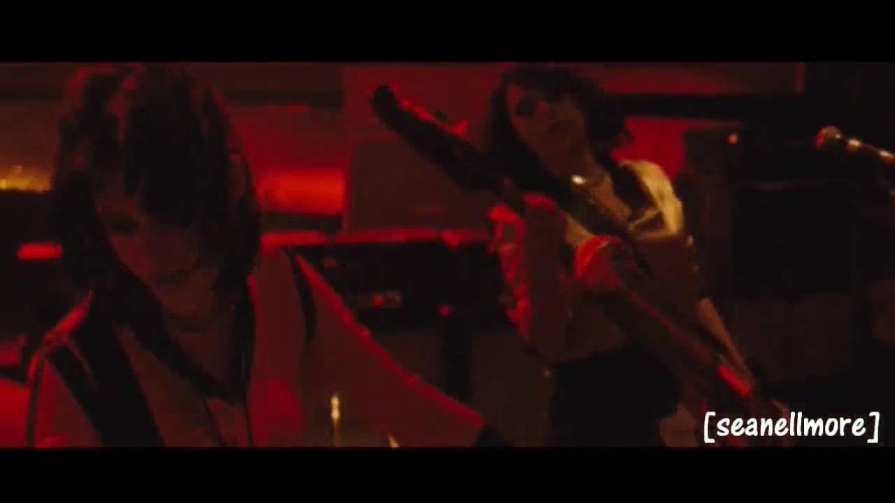 The Runaways(2010) - Cherry Bomb Performance FULL - YouTube