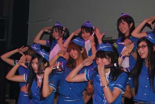 AKB48、ついにももいろクローバーZに抜かれるwww