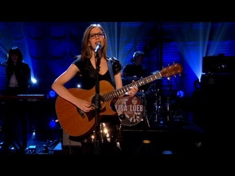 "Lisa Loeb ""Stay (I Missed You)"" 02/19/13 - CONAN on TBS - YouTube"