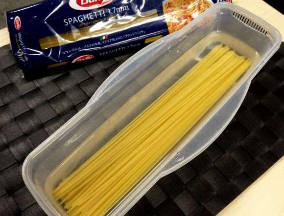 【検証】乾麺パスタを1時間水に浸すと生パスタになるって本当?モッチリ&コシが出て美味くなった! | ロケットニュース24