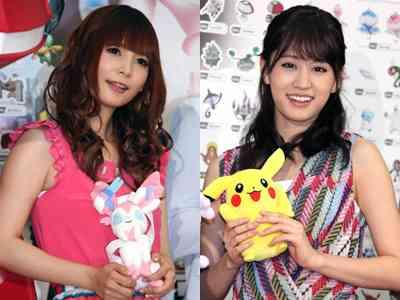 前田敦子(22歳)、中川翔子(28歳)に完敗