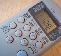 夏場の電気代、エアコン設定温度