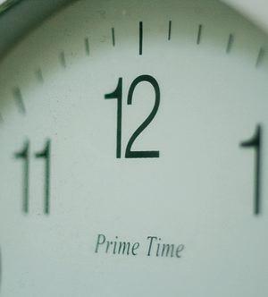 何時に仕事終わりますか?