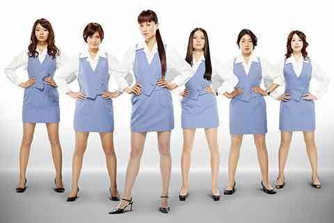 10年ぶり復活「ショムニ2013」 第2話は13.8%…初回から4.5ポイントの大幅ダウン!