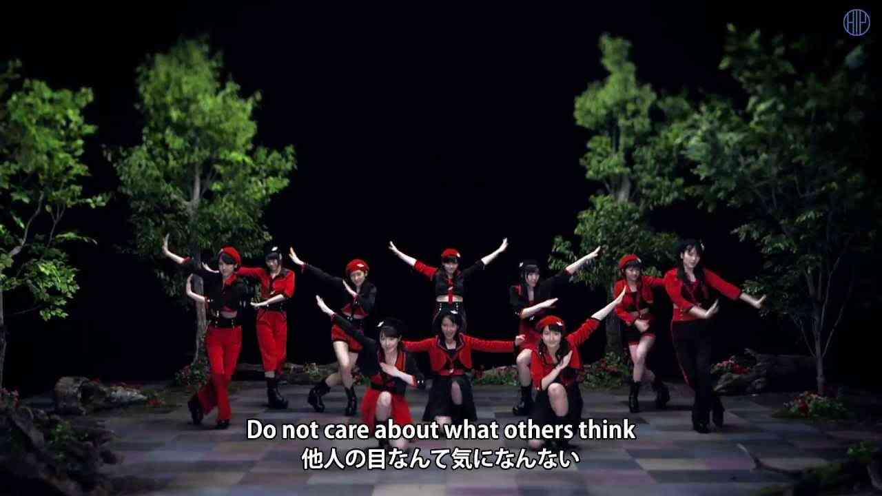 モーニング娘。 『愛の軍団』 (Dance Shot Ver.) - YouTube