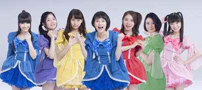 NHK朝の連続テレビ小説「あまちゃん」アイドルグループGMT47が歌う挿入歌が完成