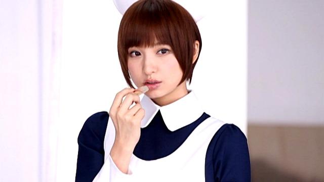 篠田麻里子のナース姿がたいへん可愛い件