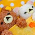可愛いリラックマオムライス♪ by KANA☆Яmam [クックパッド] 簡単おいしいみんなのレシピが150万品