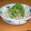 炒め挽き肉と香菜の和えそうめん by 打ち出の小槌 [クックパッド] 簡単おいしいみんなのレシピが150万品