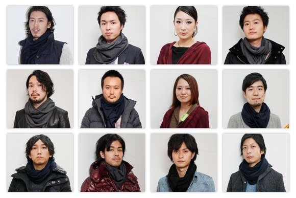 平均的な韓国人青年のルックスをご覧ください