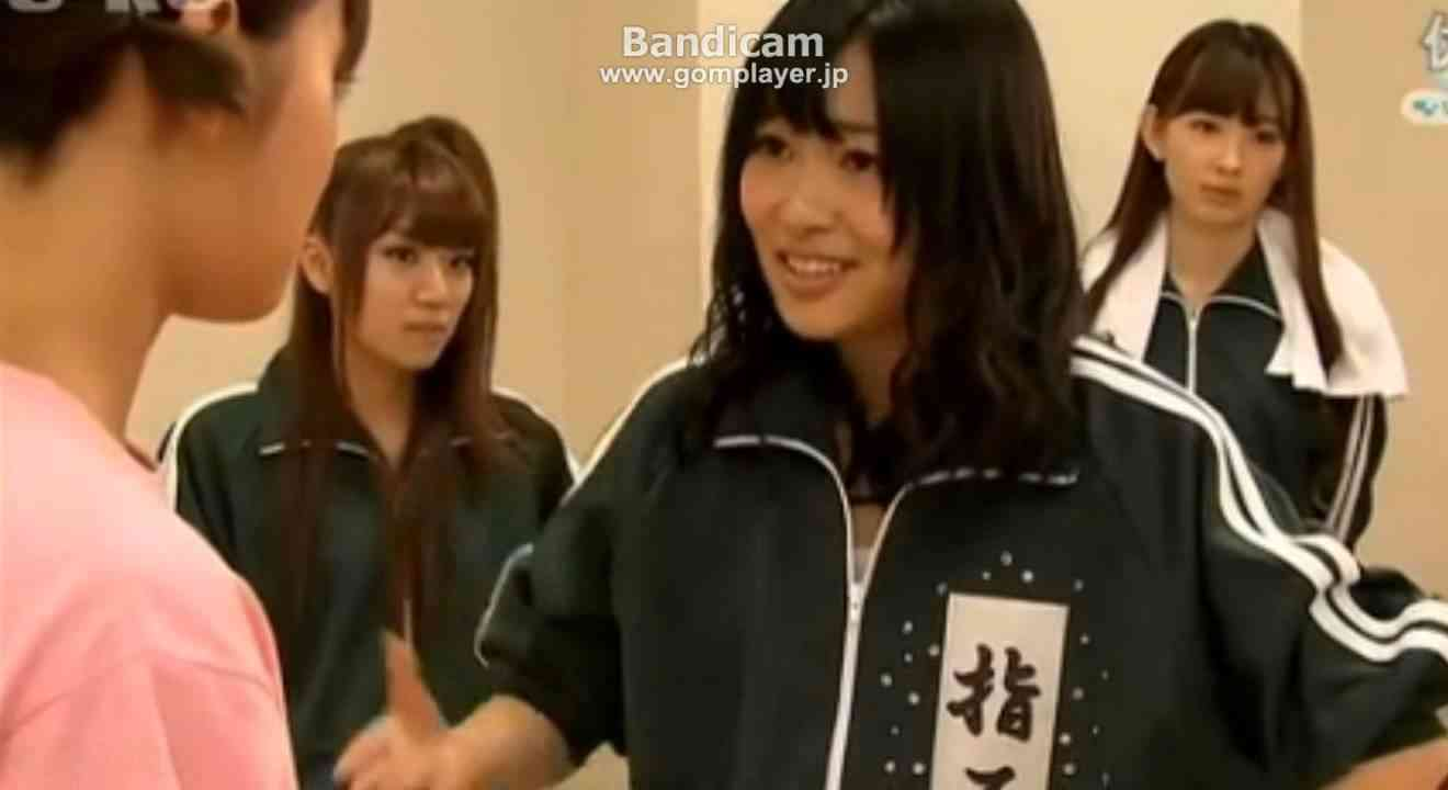 SPR 48  前田敦子 - YouTube