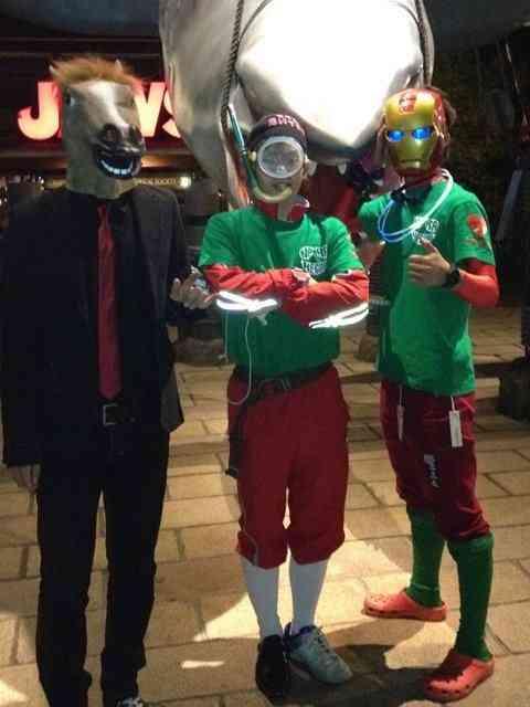 神戸大学生らによるUSJ迷惑行為で大阪府警が捜査開始!