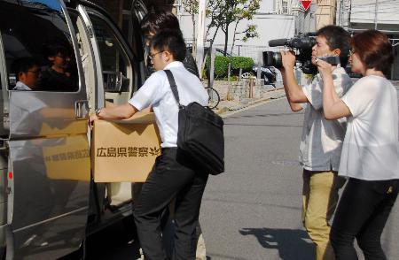 自首少女、逮捕前日に逃走図る 母が追跡、広島県警に連絡 - 47NEWS(よんななニュース)