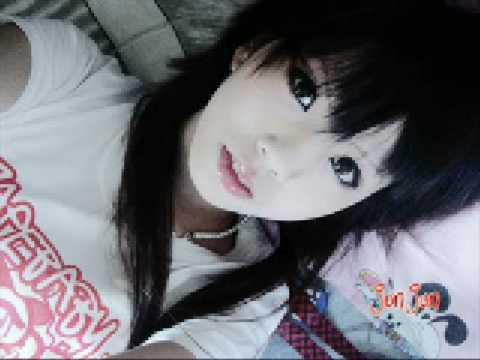 Chinese girl Shanghai girl JUN JUN So Cute PIC 39 - YouTube