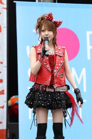 元モーニング娘。田中れいな新バンドが海外初ライブ「どこへでも行きます!」