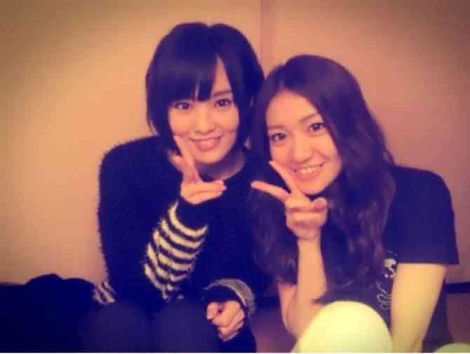AKB48大島優子が山本彩に贈った誕生日プレゼントが凄い