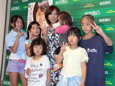 ビッグマミィこと美奈子、子供は最低あと4人、再婚は今年中?
