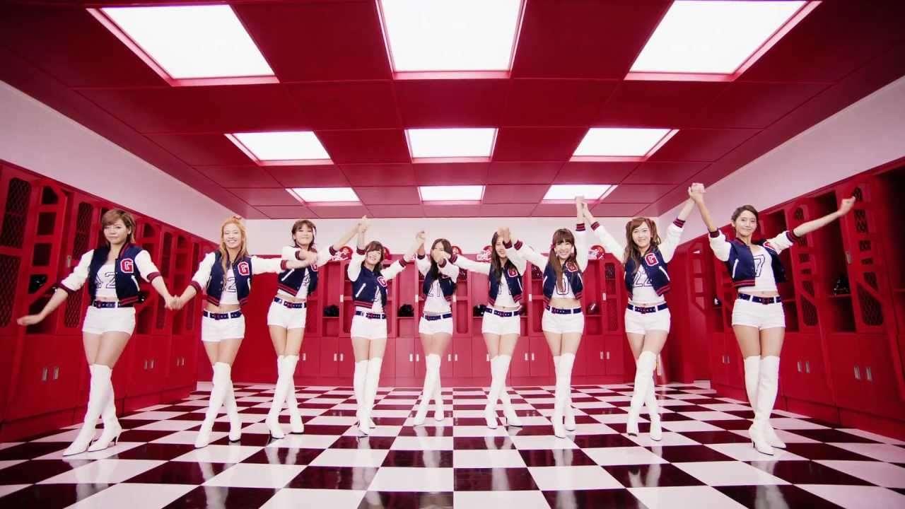 GIRLS`GENERATION 少女時代_Oh!_Music Video - YouTube