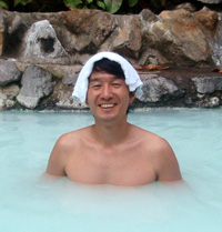 温泉で「頭にタオル」、実は意外な効果も?(Excite Bit コネタ) - エキサイトニュース(1/2)