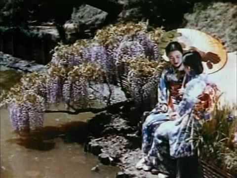 戦前の日本 昭和初期のカラー映像 1/5 - YouTube