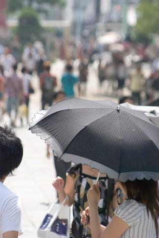 その傘は大丈夫? 「寿命切れ日傘」でシミが大量発生する危険 - Ameba News [アメーバニュース]