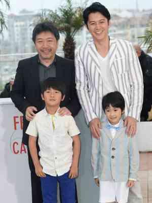 福山雅治主演映画『そして父になる』、カンヌでエキュメニカル賞特別表彰