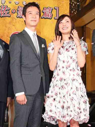 2013年上半期ナイスカップル、1位は堺雅人&菅野美穂