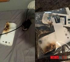 スイスでサムスン製のスマホが爆発 18歳女性が大火傷