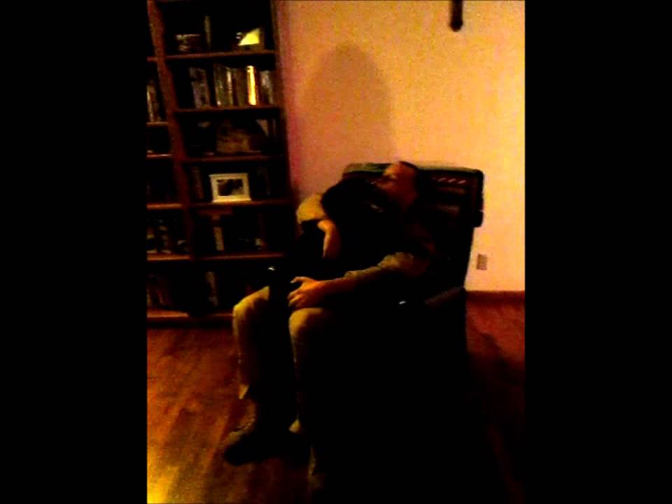 Dog sees Dad after being gone over 6 months - YouTube