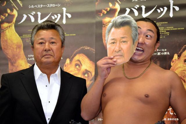 ももいろクローバーZ百田夏菜子とキンタローの2ショットww