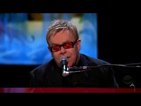 Elton John - Can you feel the love tonight Live (Rare Video) - YouTube