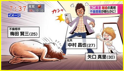 保田圭、矢口真里から謝罪メール『心配かけてごめんね』