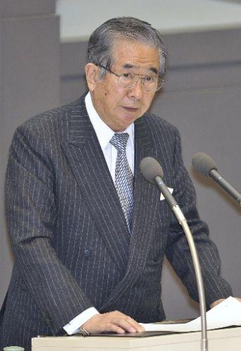 【日本維新の会】石原慎太郎共同代表「横田めぐみさん、誰か偉い人のお妾になっているに違いない」と発言