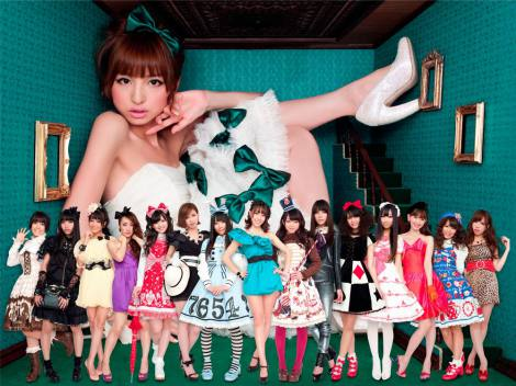 "AKB48篠田麻里子、実は""下からマリコ""だった…卒業は「寂しくもあります」"