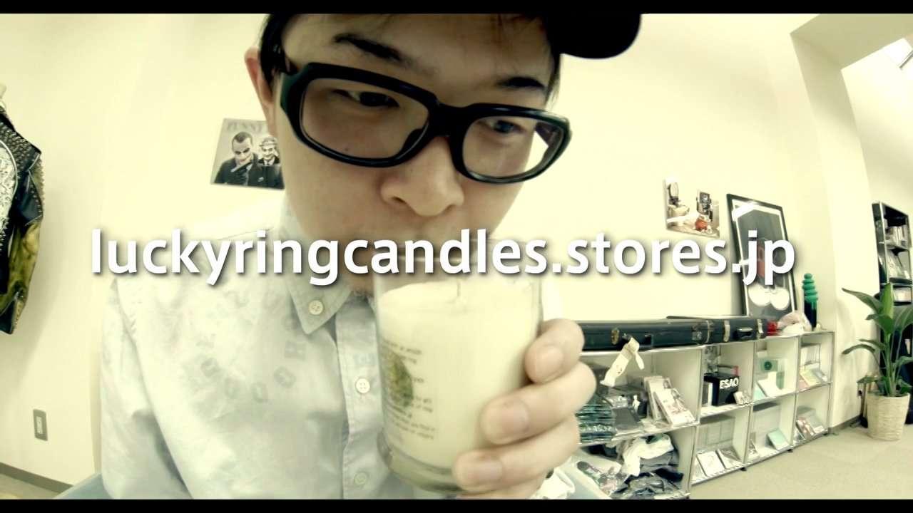 STORES.jp ストアオーナー・インタビュー 『ラッキーリングキャンドル』 on Vimeo