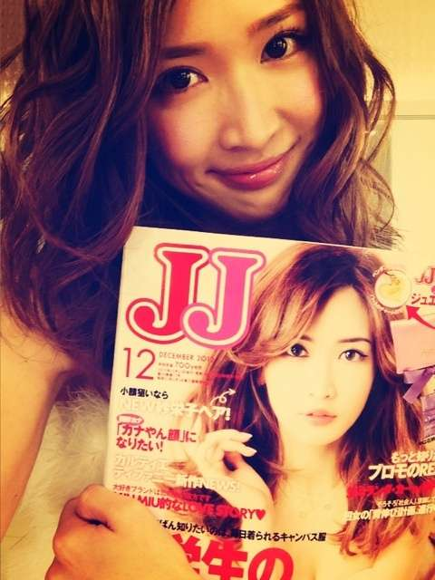 神戸蘭子、「JJ」モデルを卒業!10年間の活動に幕