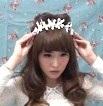 Beauty News|VBR・ミヤマリのヘアアレンジ動画「ネコ耳風ハーフアップ」 | i-VoCE