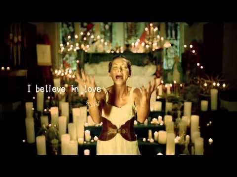 土屋アンナ / Believe in Love (歌詞付き) - YouTube