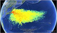 海洋汚染は、海の魚を汚染し続ける : 福島原発の海洋汚染マップ見ると、刺身も食べられなくなる? - NAVER まとめ